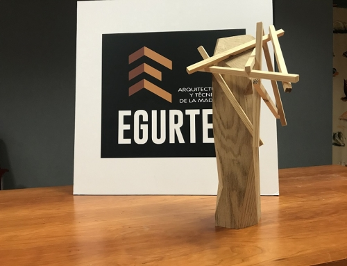 Egurtek 2018 trophy design competition
