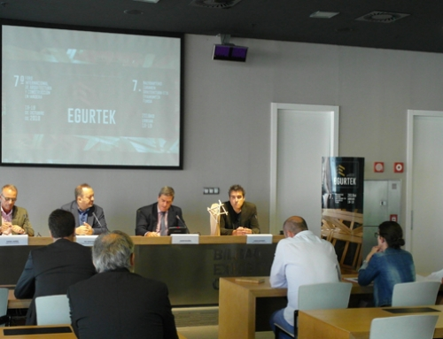 Press conference: Egurtek 2018