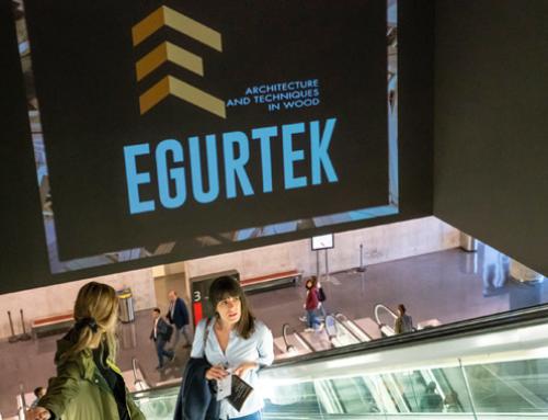 Egurtek 2020, Foro de Arquitectura y Construcción en Madera, se emite vía streaming desde el auditorio de BEC